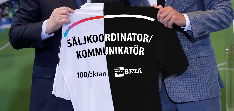 Koordinator/kommunikatör