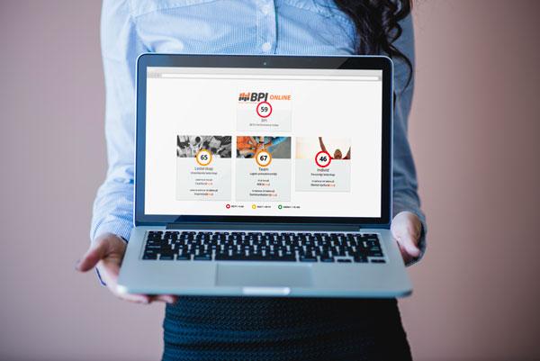 Prova vår demo BPI Online